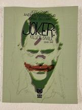 Joker Killer Smile #1 Jeff Lemire Cover A DC Black Label 2019 1st App Mr... - $12.19