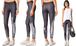 Terez Women Crystal NY Skyline Performance Leggings