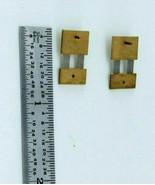 "Brass & Steel Clock Movement Pendulum Suspension Spring Part 3/4"" One Only - $29.00"