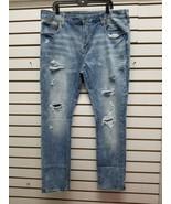 Men's American Eagle Next Level Flex Jeans, Skinny, Size 42x32 - $48.51