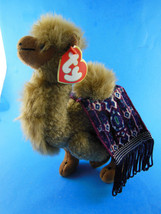 "Ty Beanie ""Lawrence"" Camel with rug 1993 Retired Attic Treasures Beanie ... - $3.97"