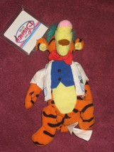 DISNEY STORE MAD SCIENTIST TIGGER BRAND NEW WITH FACTORY TAGS. - $11.87