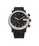 Gucci G-chrono 101m Diamond Bezel Mens Watch Ya101349 - $3,500.00