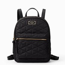 Kate Spade Wilson road backpack black  - ₨9,476.55 INR