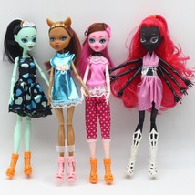 1 piece High quality fashion Monster Dolls Draculaura / Clawdeen Wolf / ... - $9.50