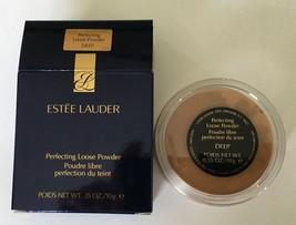 2 x Estee Lauder Perfecting Loose Powder ~ DEEP ~ NIB - $19.99