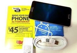 "Straight Talk Samsung Galaxy Note 3 ""Verizon 4G LTE"" Via Straight Talk's $45.00  - $219.99"