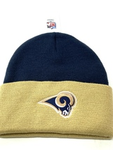 St. Louis Rams NFL Acrylic Knit Hat (New) by NFL Team Apparel - $16.99