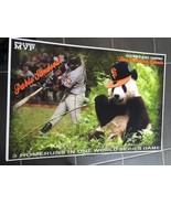 "Pablo Sandoval San Francisco Giants Champions Panda Poster 13"" X  19"" - $8.04"