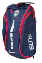 NIKE Hoops ELITE PRO USA NBA Basketball Team Backpack USA CK1198-451 Fas... - $112.70