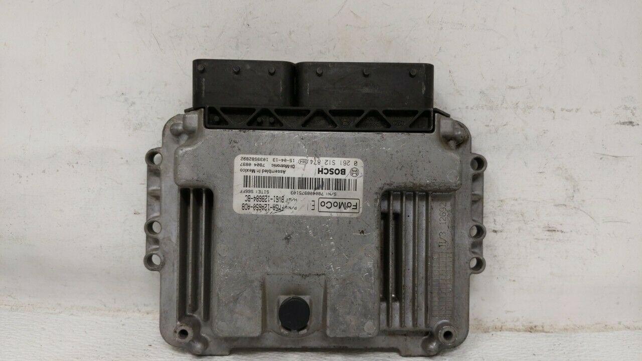 2013-2018 Ford Focus Engine Computer Ecu Pcm Ecm Pcu Oem 109587 - $96.44