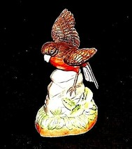 Robin Bird FigurineAA18-1236 VintageCeramic