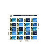 Winter Sports 2001 Olympics Pane of 34 Cent Stamps Scott 3555a By USPS - €11,11 EUR