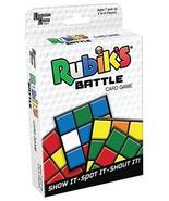 Rubik's Battle Card Game - $6.85