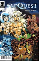 ElfQuest The Final Quest Comic Book #7, Dark Horse 2015 NEW UNREAD - $4.99