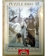 Homecoming Cristopher Bissell Pilot Aviator Blues Series Puzzle 1000 Pc ... - $49.49