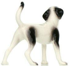Hagen Renaker Dog Coonhound Happy Hound Ceramic Figurine image 6
