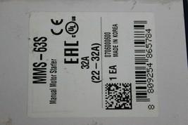LSIS MMS-63S Manual Motor Starter New image 2