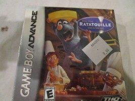 Nintendo Gameboy Game Boy Advance Disney Pixar Ratatouille Game Brand New - $9.99