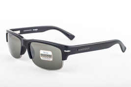 Serengeti Vasio Shiny Black / Polarized 555nm Sunglasses 7373 - $293.51