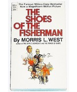 The Shoes of the Fisherman [Paperback] West, Morris L. - $8.86