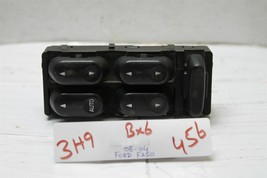 2002-2004 Ford F250 Master Power Window Switch Oem 456 3H9 Bx6 - $17.81