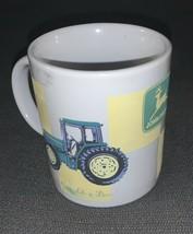 John Deere Tractor Mug Nothing Runs Like A Deere! Coffee Mug Gibson  licensed - $6.92
