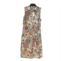 NEW Spense Floral and Geometric Print Dress Size Medium - $29.00