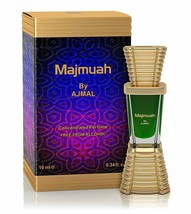 Ajmal Majmua Concentrated Oriental Perfume Free From Alcohol 10ml for Unisex - $15.17