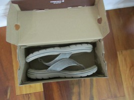 BNIB Skechers Relaxed Fit Evented Rosen Thong Sandal, men, will ship w/o... - $35.00