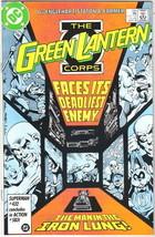 Green Lantern Comic Book #204 DC Comics 1986 VERY FINE+ NEW UNREAD - $3.50