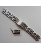 Genuine Watch Band 20mm Stainless Steel Bracelet Casio MTD-1047A-1A MTD-... - $23.60