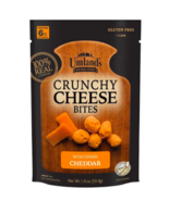 Keto snacks: Umland's low carb Cheddar Cheese Bites 1.9 oz 3 packs (1 carb) - $20.79