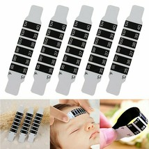 FOREHEAD THERMOMETER STRIP FEVER COLD BABY CHILD ADULT   Buy 2 Get 1 FREE - $2.90