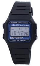 Casio Digital Quartz Alarm Chrono Illuminator F-105w-1adf F105w-1adf Men... - $28.50