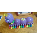 Caterpillar Toy Does Lots Songs & Talking & Some Just Music-ABC's-Leap Frog-2001 - $9.90