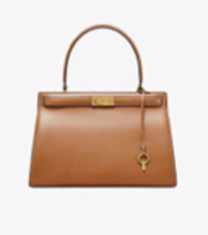 [AUTHENTIC/NEW ]Tory Burch LEE RADZIWILL SATCHEL - $578.00