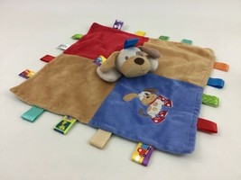 TaGgies Mary Meyer Baby Safety Blanket Lovey Plush Dog with Ribbon 2011 - $21.73