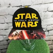 Star Wars The Force Awakens Mens O/S Snapback Hat New Era 9Fifty Baseball Cap - $24.74