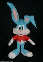 45.7cm Vintage 1990 Playskool Bebé Buster Conejito Pequeño Tonadas Peluche - $52.05