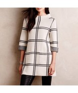 Anthropologie Paned Sweater Tunic by Moth Sz S - NWOT - $144.49
