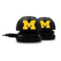 Tribeca Fva2746 Michigan Wolverines Portable Speaker System - $39.55