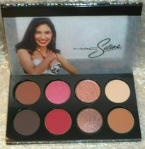 Mac Cosmetics SELENA La Reina EYE SHADOW Palette X8 Me Siento Muy Excite... - $64.25