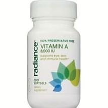 Radiance Vitamin A 8,000 IU - Exp: 05/17 - $5.93