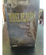 Set Of Four Vhs Tape's Wings Of Glory The Air Force Story 1914 To 1945 - $9.30