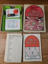 Vintage 1971 Edition Parker Brothers French Card Game Mille Bornes Pre-O... - $17.75