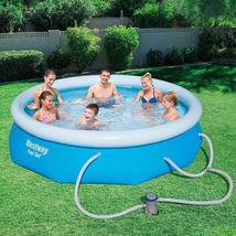 """Bestway Bestway Fast Set 10' x 30"""" Pool Set w/ Filter Pump image 2"""