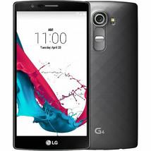 "LG G4 | 32GB 4G LTE (GSM UNLOCKED) 5.5"" Smartphone LG-H812 | Metallic Gray"