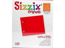 Sizzix Album Cover Die #38-1138