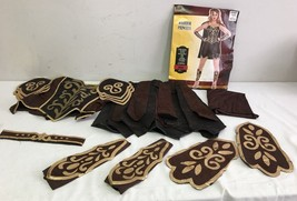 Teen Warrior Princess Costume Petite 2-4 - $27.58
